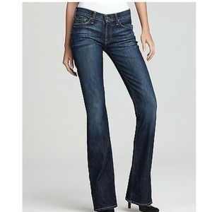 7 For All Mankind Bootcut 27 x 33